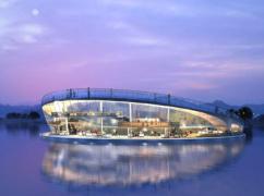 宁波城市客厅东钱湖:打造国际知名湖泊休闲新城