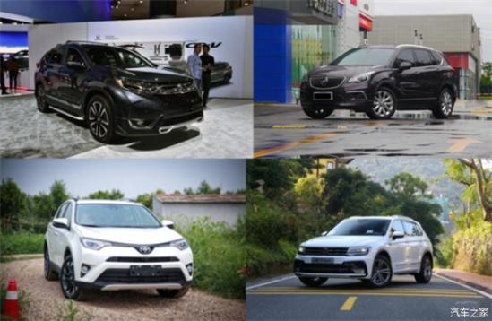 本田/庆幸,本田SUV全面布局,使全新一代CR/V有底气: