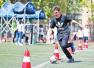 郑州市区中招体育考试开考 明年将摇号确定统考项目