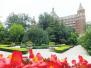 全国作家看和平:挂在津城的中西画