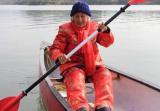 """绍兴有位百岁""""女汉子"""":每天赤脚下水洗衣服,还喜欢划桨"""