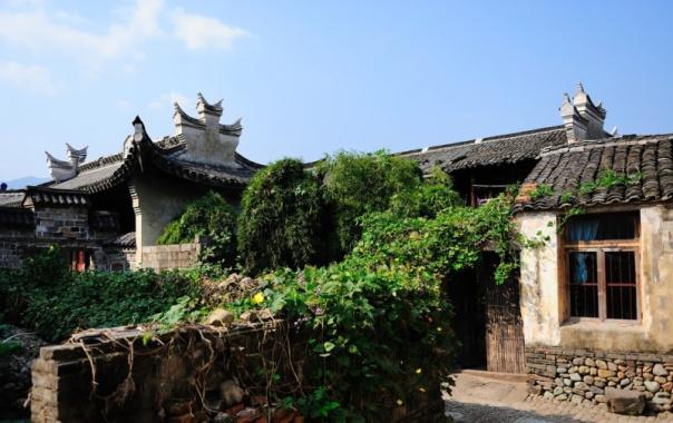 江南明清时期的民居原版 古韵浓重