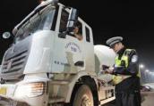 台州整治工程车交通违法行为动真格,5天查处1500余例