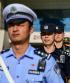 郑州特警武警联合巡逻成常态化