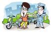 南阳男子开着轿车偷电动车 电瓶贩卖车丢弃