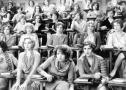 1929年的首节性教育课