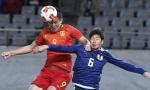 东亚杯-于大宝点球难救主 国足1-2不敌日本