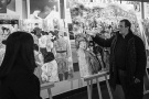 """三年前路过南京听说""""惨案"""" 法国画家绘日军暴行油画"""