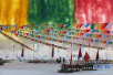 壮观!实拍吉林冬季捕鱼现场 肥硕大鱼堆砌成墙