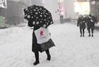 美国暴风雪肆虐