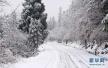 湖南密集拉响道路结冰预警 部分高速路段结冰影响出行