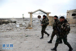 伊朗:美国在叙组建边境安全部队是干涉叙利亚内政