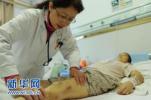 雪后路滑 唐山一医院昨收治70余摔伤患者