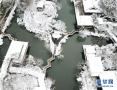 南方雪景 北京干巴巴