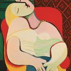 毕加索艺术作品欣赏