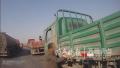 货车反光标示贴污损!青岛高速交警一小时查处十几起
