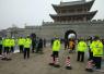 河南鹤壁:浚县交警倾情护航正月庙会交通安全