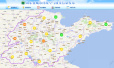 3月10日德州、聊城、菏泽可能达到中度污染