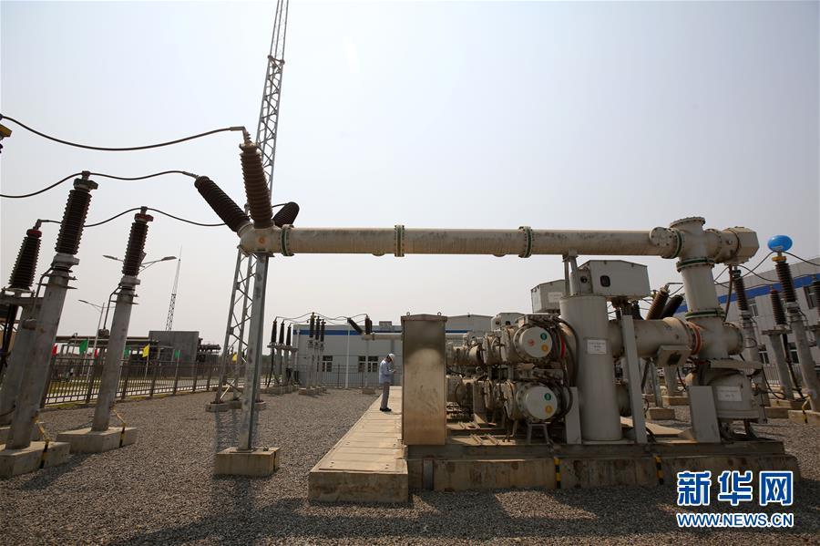 天然气电厂竣工
