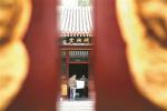北京北海公园漪澜堂残损严重暂关闭 曾被仿膳饭庄占用半个多世纪