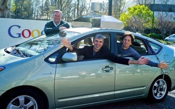 无人驾驶汽车项目开展6年来,至今发生过11次小事故,但责任都高清图片