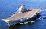 辽宁舰南海巡弋警慑美台 规模之大世界罕见