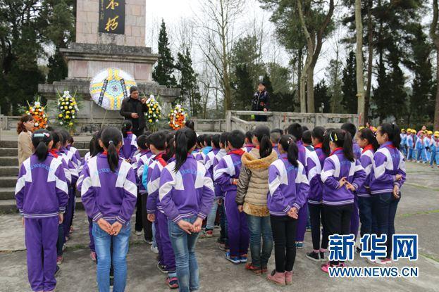 北京赛车技巧心得:缅怀,为了更好前行……山东举办多种清明纪念活动