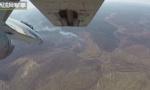 俄战机演习对地轰炸