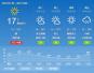 开封:本周气温步步回升 周末雨水光临