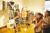 """""""大美西藏""""非遗、文创、服饰和图片展在墨西哥城开幕"""