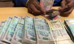 """印度ATM机闹""""钱荒"""""""