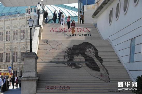 席勒/核心提示:在奥地利首都维也纳的阿尔贝蒂娜博物馆,在奥地利...
