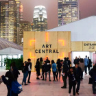 香港艺术市场发展