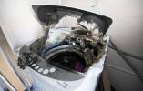 海尔洗衣机使用时发生自燃 用户:将彻底弃用
