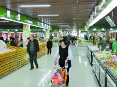 郑州农贸市场遭遇多方冲击