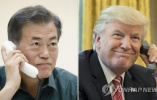 韩美首脑第15次通话:力促朝美会谈成功举行