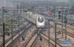 济铁调图复兴号列车数量提升 运力增加高普换乘更便捷