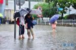 强降雨轮番来袭 长江中下游进入降雨集中期