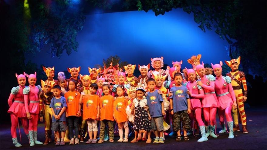 第八届中国儿童戏剧节 首次汇集五大洲儿童戏剧团体