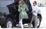 全美国都在争:第一夫人外套上那句话什么意思?