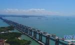 青连铁路再传捷报!胶州湾跨海大桥成功连跨四条高架路