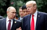 """特朗普怼完欧洲盟友后 称与普京的会面将最""""轻松"""""""