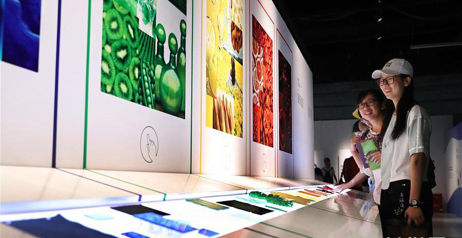 """""""物质2.0——21世纪情绪材料展"""":感受情绪材料"""