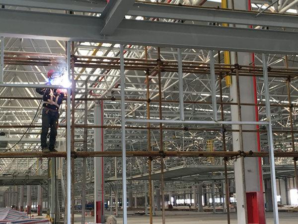 三期规划总投资178亿元 江苏赛麟汽车项目建设跑出如皋速度