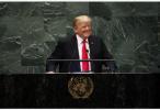 """特朗普回应演讲被""""嘲笑"""":观众是在陪我一起笑"""