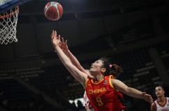 世界杯:中国女篮16分逆转加拿大 将与法国争第五