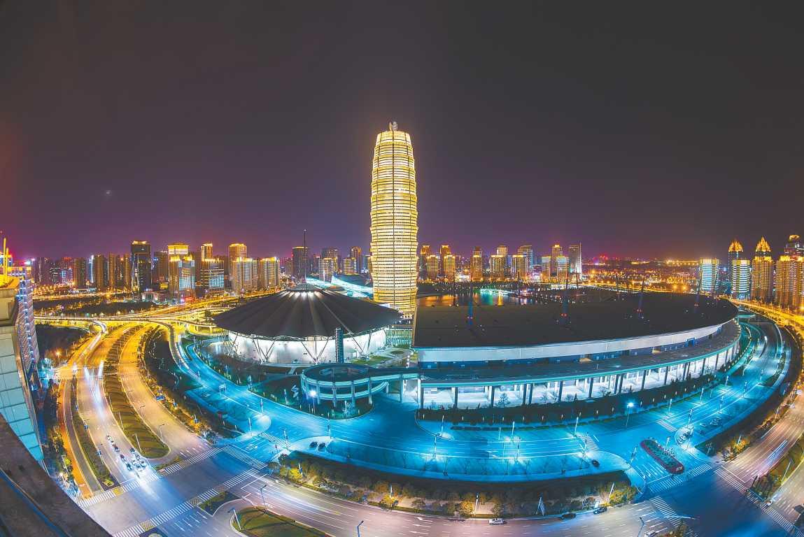"""从""""一中心""""到""""多中心""""郑州国际会展名城加速崛起图片"""