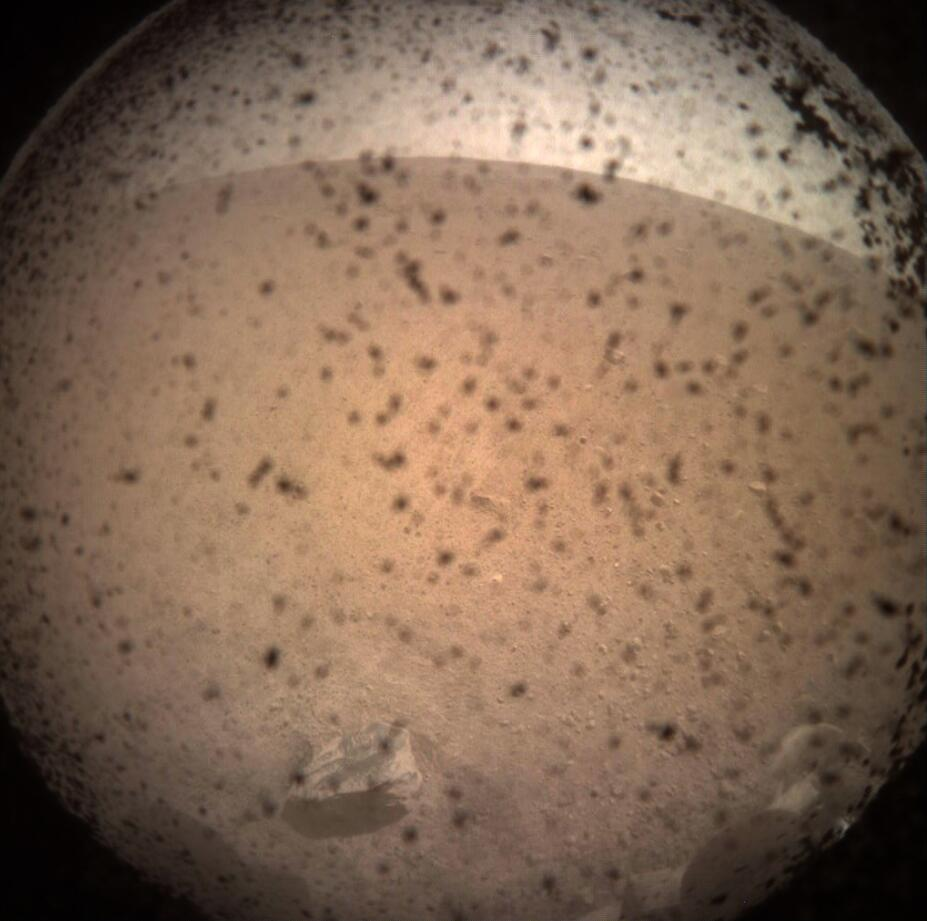 """倾听火星""""内心"""" 迷你卫星报平安 火星探测成功率仅为50%"""