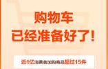 """淘宝双12""""冬季大作战"""":7000万人加购2件以上抗寒神器"""