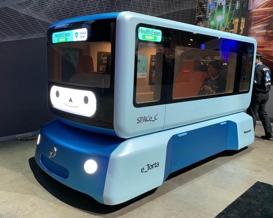 自动驾驶成关键词 2019 CES重点技术/概念车一览